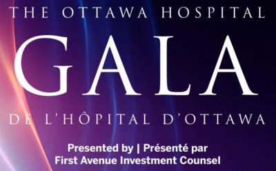 the ottawa hospital gala logo