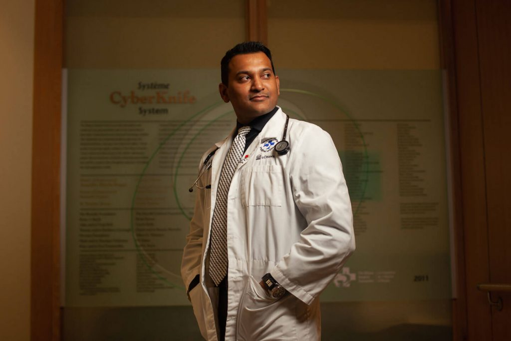 Dr. Vimoj Nair