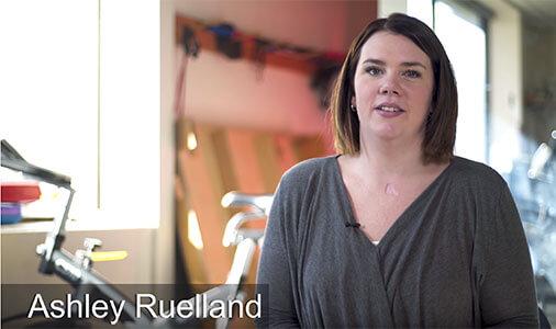 Ashley Ruelland
