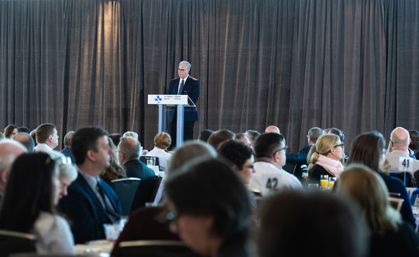 President's Breakfast for the Public Service, The Ottawa Hospital, The Ottawa Hospital Foundation