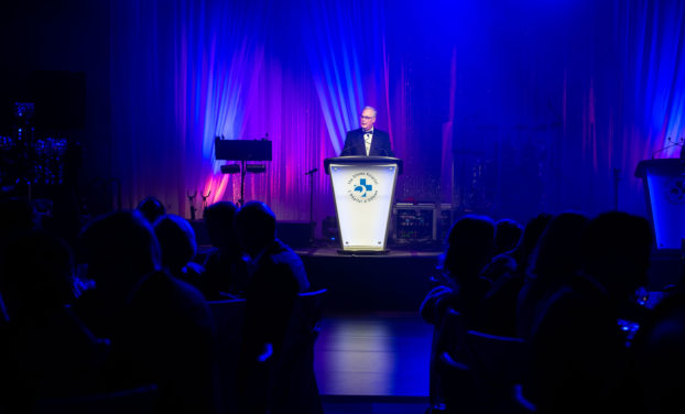 Dr. Kitts presents at The Ottawa Hospital Gala