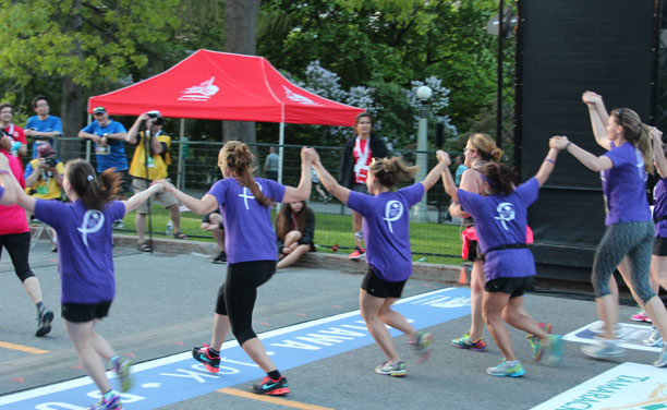 Run for a Reason, The Ottawa Hospital, The Ottawa Hospital Foundation