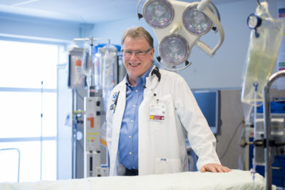 Dr. Ian Stiell, Physician and Senior Scientist, The Ottawa Hospital
