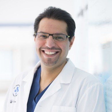 Dr. Fahad Alkherayf, The Ottawa Hospital