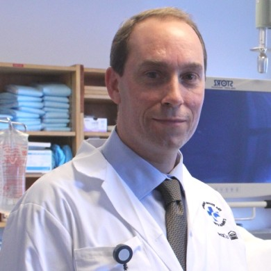 Dr. Shaun Kilty, The Ottawa Hospital
