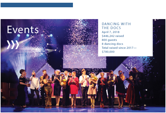 Summary of the 2018-2019 Dancing with the Docs event