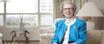 Helene Donnelly health-care trailblazer