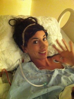 Kimberly Mountain at The Ottawa Hospital