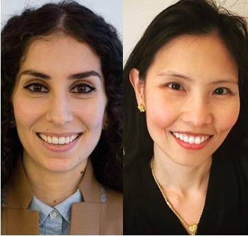 Drs. Sara J. Abdallah and Juthaporn Cowan