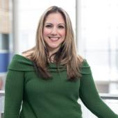 Gina Mertikas-Lavictoire grateful for her care at The Ottawa Hospital