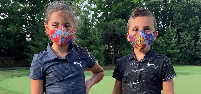 Kids Masks hero