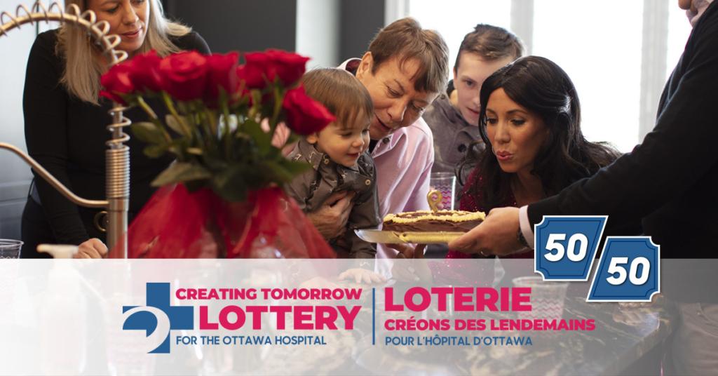 Creating Tomorrow Community Lottery