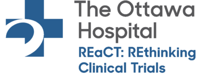 REaCT: REthinking Clinical Trials
