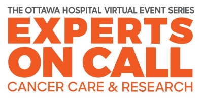 The Ottawa Hospital Virtual Event Series - Experts on Call
