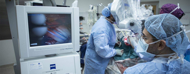 John Sinclair - Neurosurgery Operating Room, The Ottawa Hospital awake brain surgery