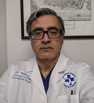 Dr. Sudhir Nagpal The Ottawa Hospital