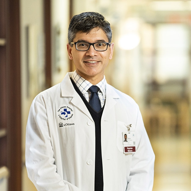 Dr. Sony Singh, obstetrics and gynaecology, The Ottawa Hospital.