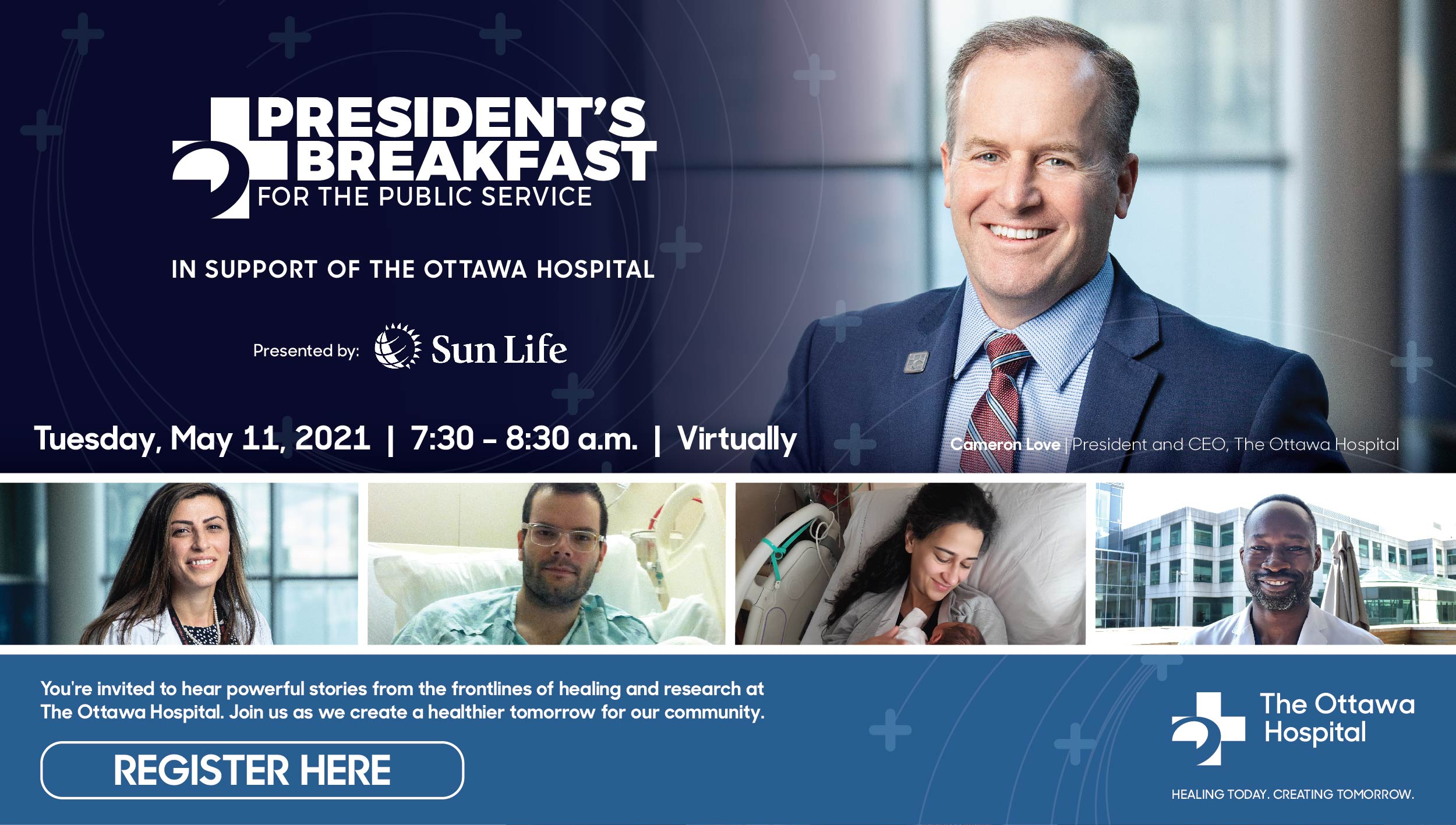 President's Breakfast for the Public Service | May 11, 2021